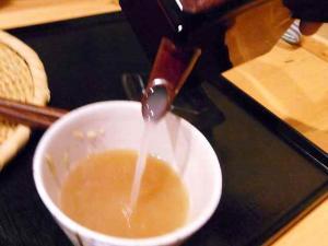 11-6-10 蕎麦湯