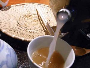11-6-14 蕎麦湯