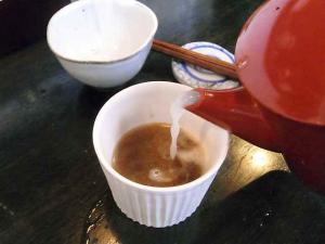 11-6-20 蕎麦湯