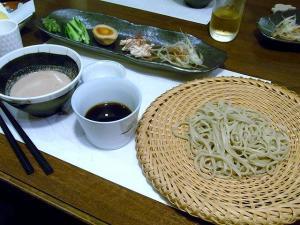 11-6-29夜 蕎麦吉田さん
