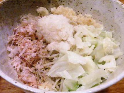 11-7-25 野菜ぶっかけあぷ