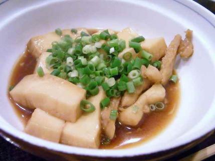 11-7-28 煮豆腐