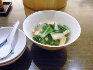 11-7-29夜 青菜
