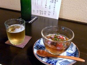 11-8-11 蕎麦豆腐