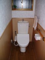 トイレ改修完