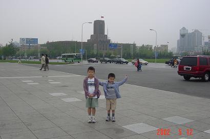 大連人民広場