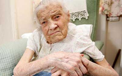 105歳処女おばあちゃん