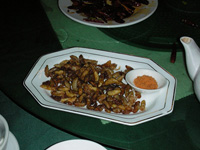 アジアの珍味