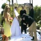 結婚式ハプニング