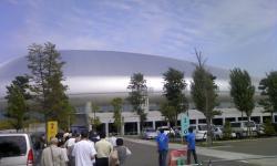 9月6日(土)札幌ドーム、楽天戦