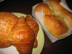 ジャスコのパン屋さんに寄ってきました(*^_^*)