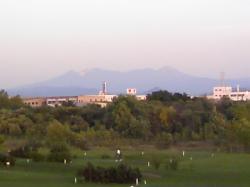 昨日は1日、くっきりと大雪山が見えました(^^)V