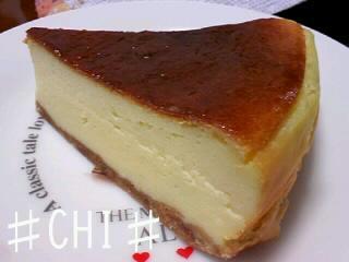 ベイクドチーズケーキ(ピース)