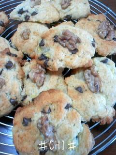 090625バナナクッキー