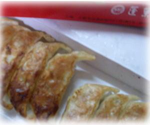 蓬莱の餃子