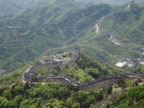 万里の長城 (11)