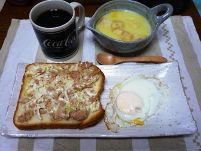 080911 朝ご飯
