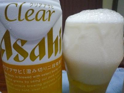080911 本日ビール