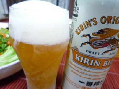 080921 本日ビール