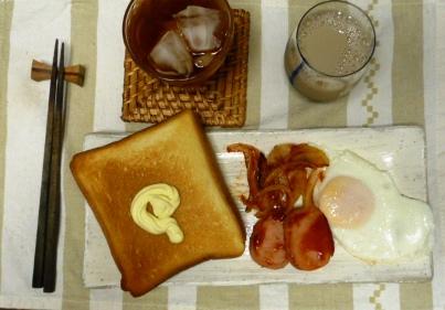 080929 朝ご飯