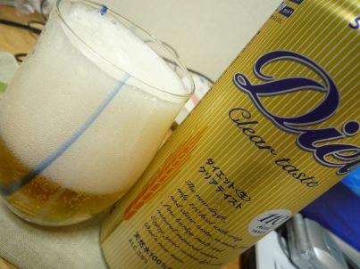 081006 本日ビール