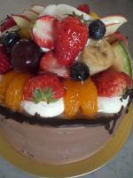 お見舞いケーキ