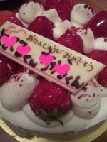 ねこちゃんケーキ