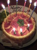 いちぢくケーキ