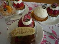 手土産ケーキ