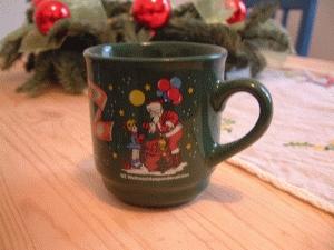 Essling版のカップ
