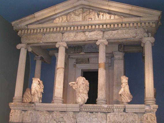 ギリシャの神殿(?)