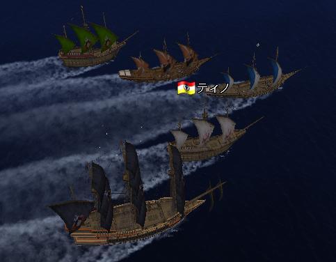 第2回冒険艦隊♪