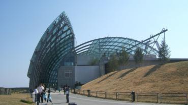 2010年 4月25日 水族館入り口