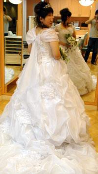 一番気に入ったドレス(´∀`*)