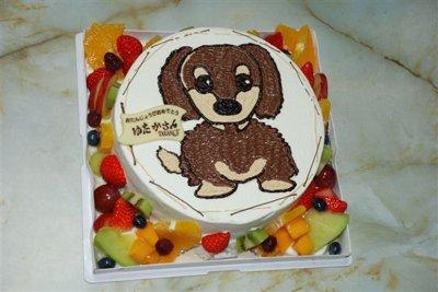くるたんケーキ