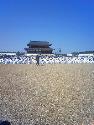 奈良平城遷都祭