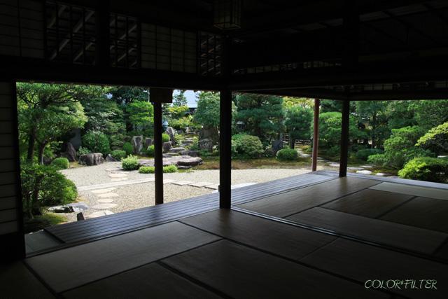菊屋家住宅庭園