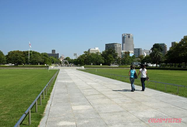 広島平和記念公園01