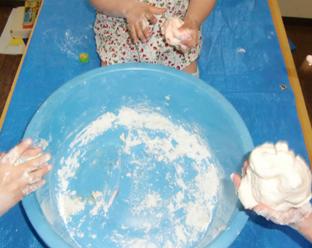 小麦粉粘土1