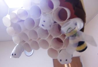 蜂の巣11