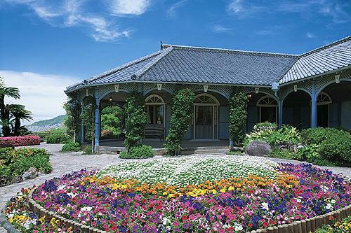 グラバー邸花