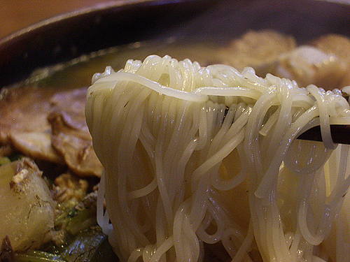 素麺アップ