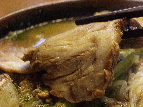 チャーシュー箸