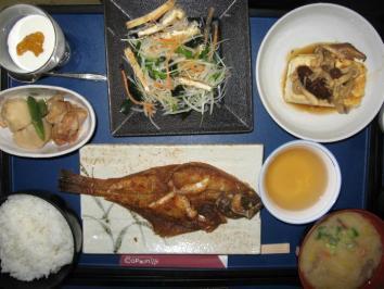 0125 豆腐ステーキランチ