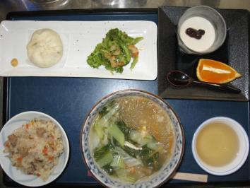 0215 チーム☆食育さんのランチ