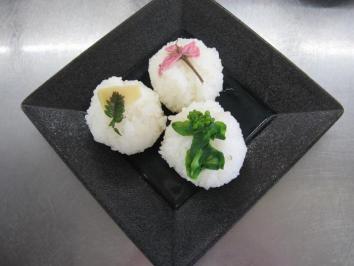 0409 3種手毬寿司