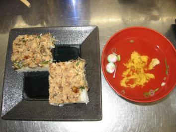 0412 焼き鯖の押し寿司