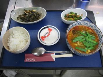 0507 国際交流員パク・ヨンソンの韓国家庭料理