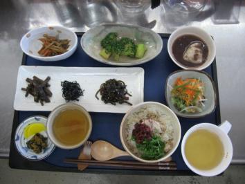 0108 焼き鯖だし茶漬定食