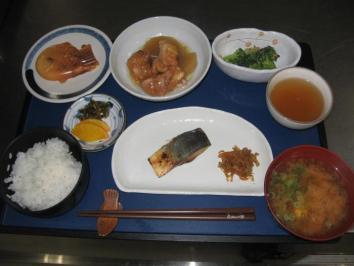 0211 魚の幽庵焼き定食